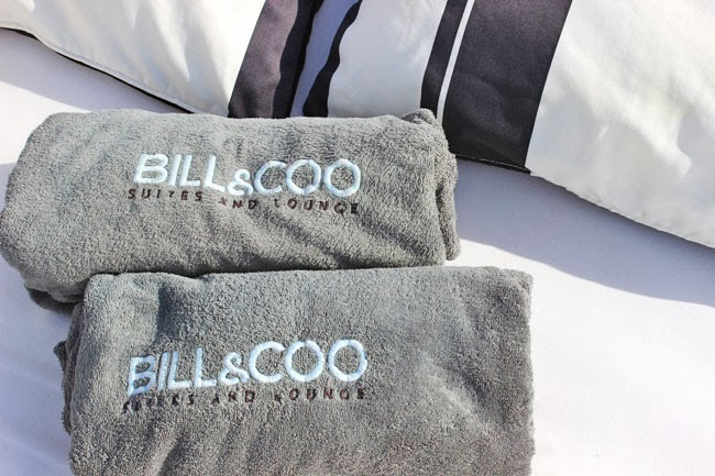Bill & Coo Suites and Lounge