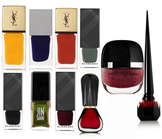 Best Nail Polish Colors 2016: Best Nail Polish Colors Of Fall 2016