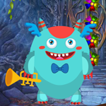 G4K Musician Monster Rescue Game