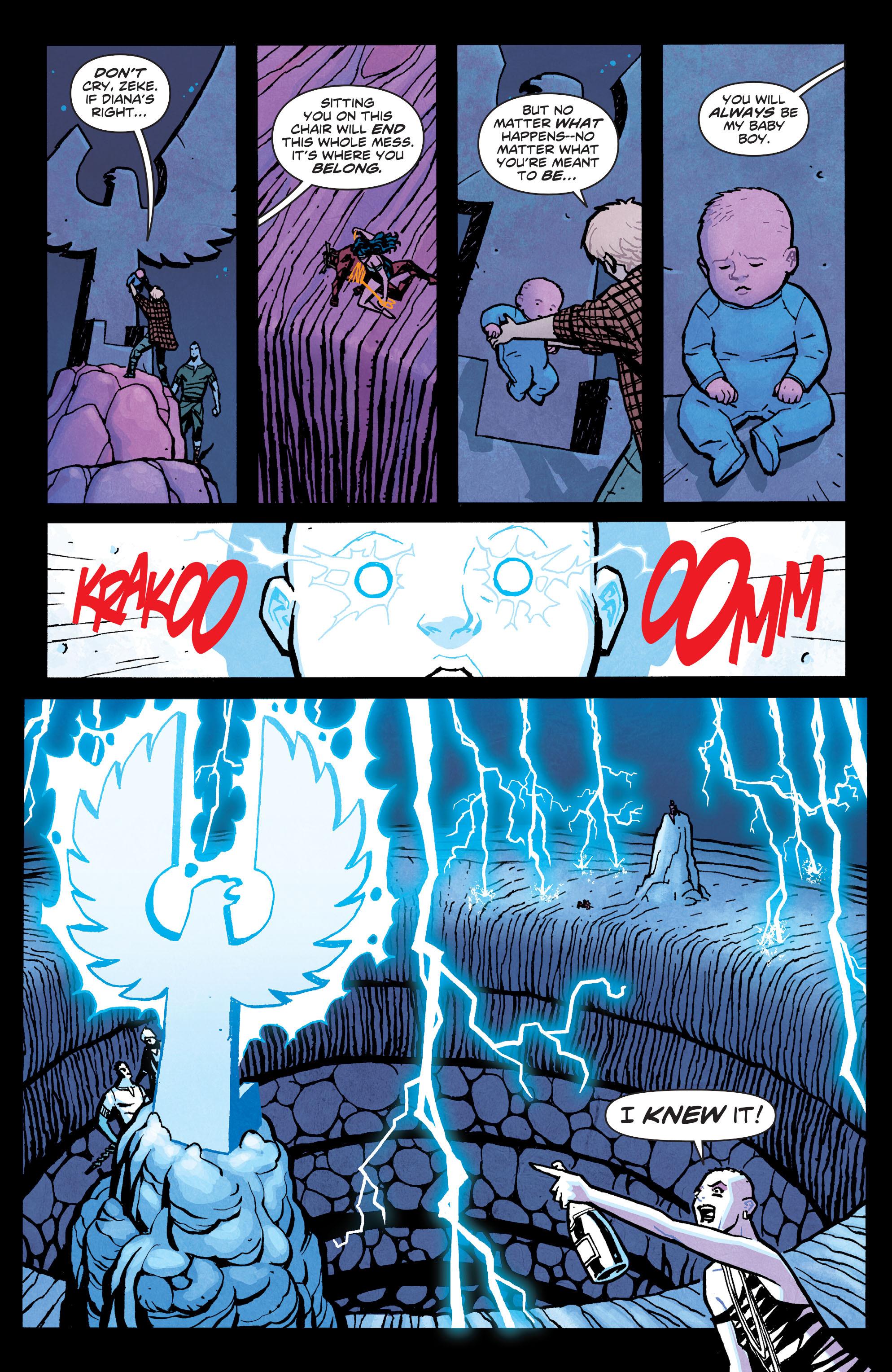 Read online Wonder Woman (2011) comic -  Issue #35 - 15