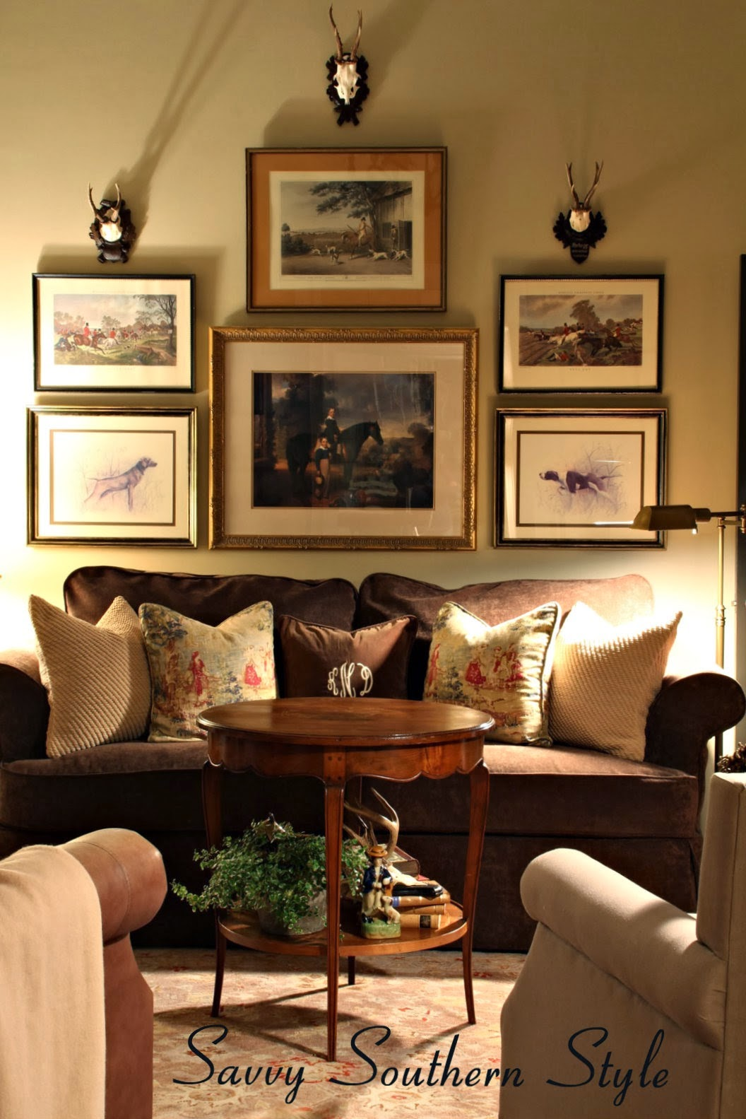 Savvy Southern Style : Creating French Country Style With ...
