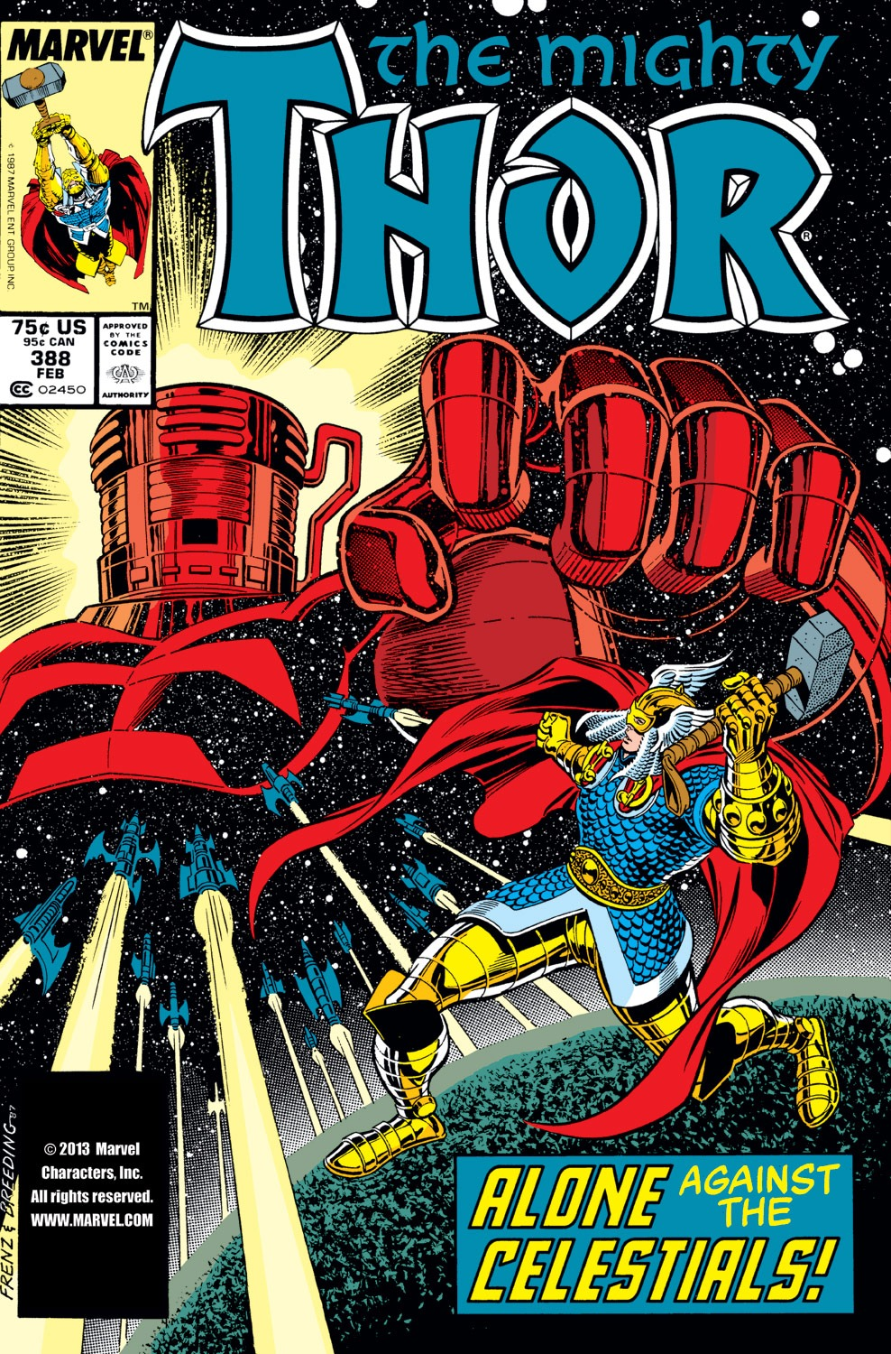 Thor (1966) 388 Page 1