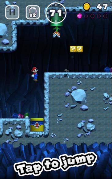 Download Super Mario Legendaris Run Mod Apk v2.0.0 Full Version (Unlocked Level) Update Maret 2017