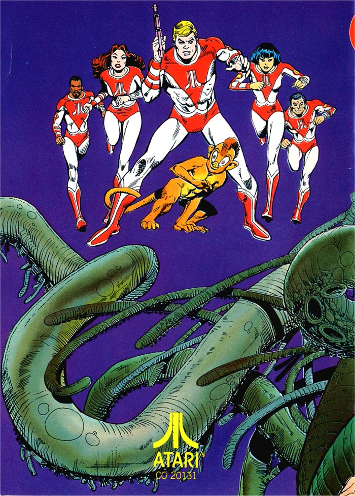 Read online Atari Force (1982) comic -  Issue #5 - 48