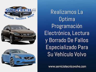 Taller Servicio Tecnico Volvo Voltech