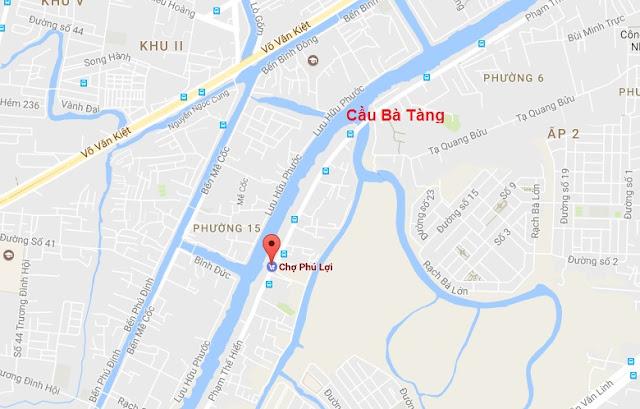 Bán nhà hẻm Phạm Thế Hiển quận 8, diện tích 5,5x11m, giá 1tỷ750