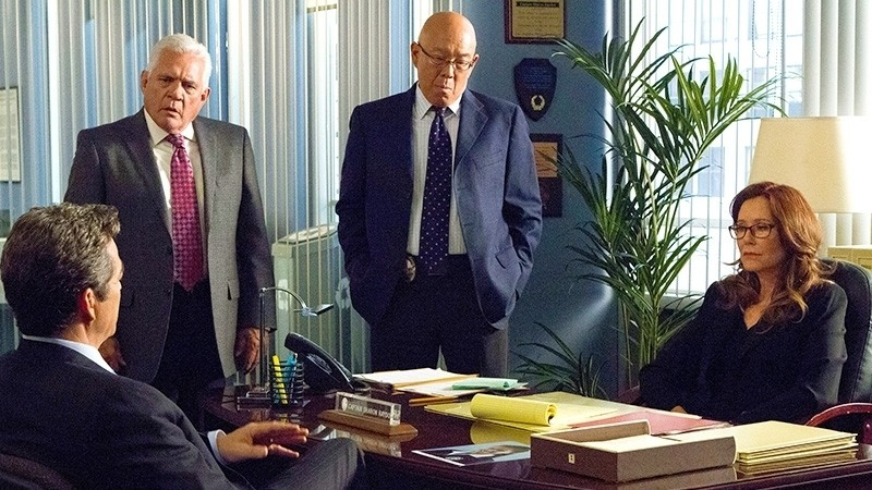 Major Crimes - Season 3 Episode 05: Do Not Disturb