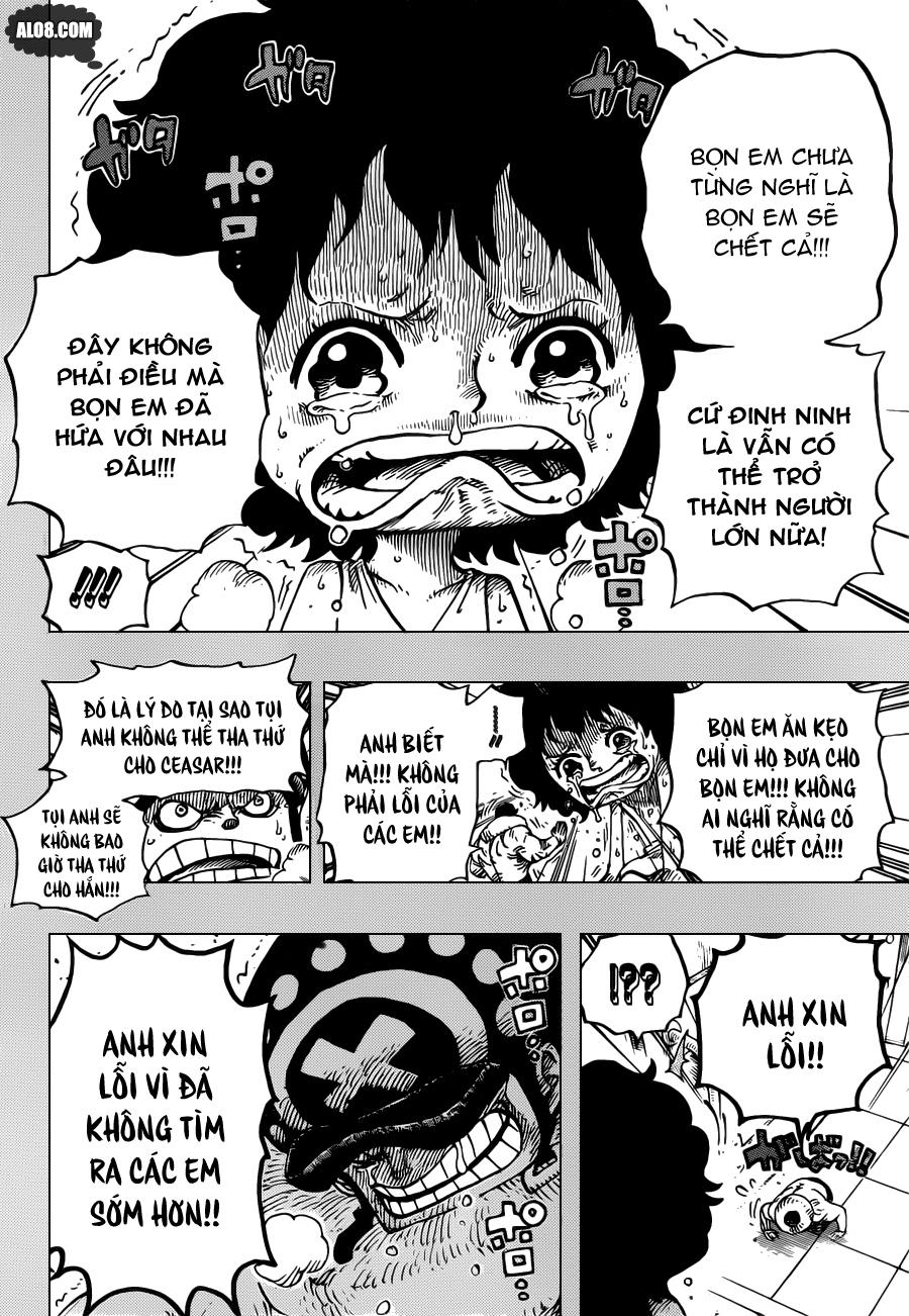 One Piece Chap 688 - Truyen.Chap.VN