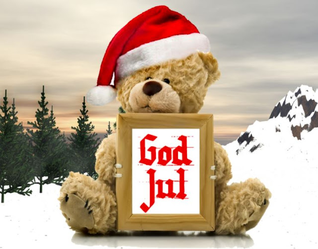 god jul hälsning
