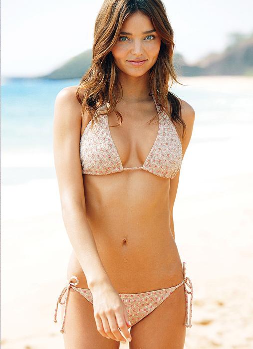 miranda Victoria secret model