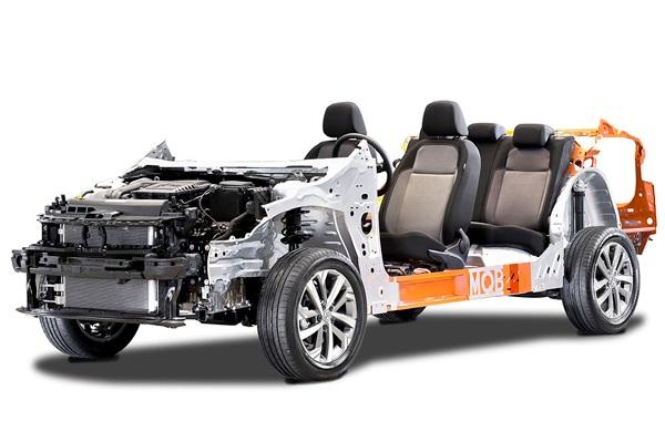 Plataforma MQB-A0 Volkswagen