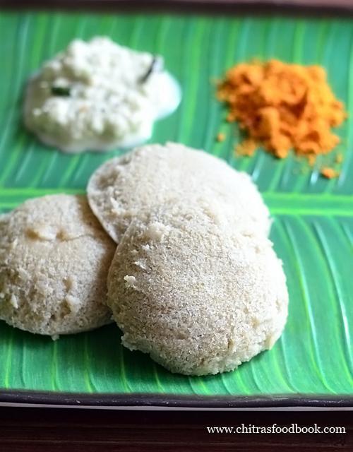 quinoa idli batter