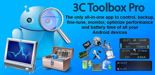 3C Toolbox Pro v1 9 9 7 6C APK [Latest]