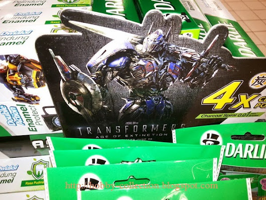 TRANSFORMERS AGE OF EXTINCTION #1         |          Hobby & Collection - Hobi & Koleksi
