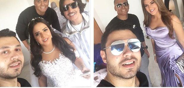 خبير تجميل زفاف إيمي سمير غانم يكشف لماذا تقاضى مبلغاً ضخماً منها