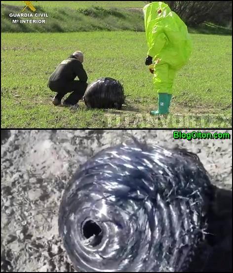 Objeto misterioso caiu na Terra e deixa cientistas curiosos