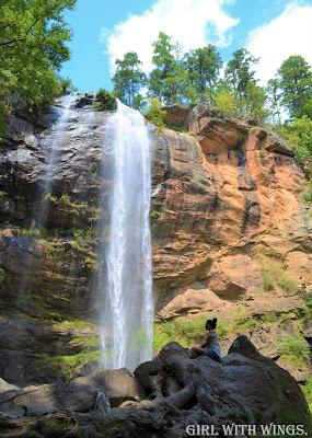 Toccoa Falls.