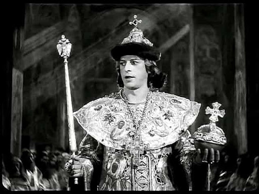Венчание на царство первого русского царя
