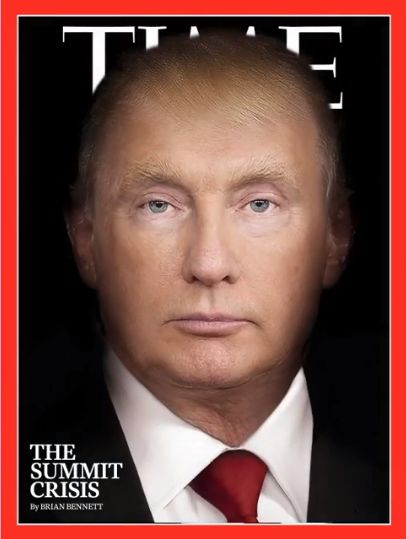 Donald-trump-and-vladmir-putin-on-time-magazine