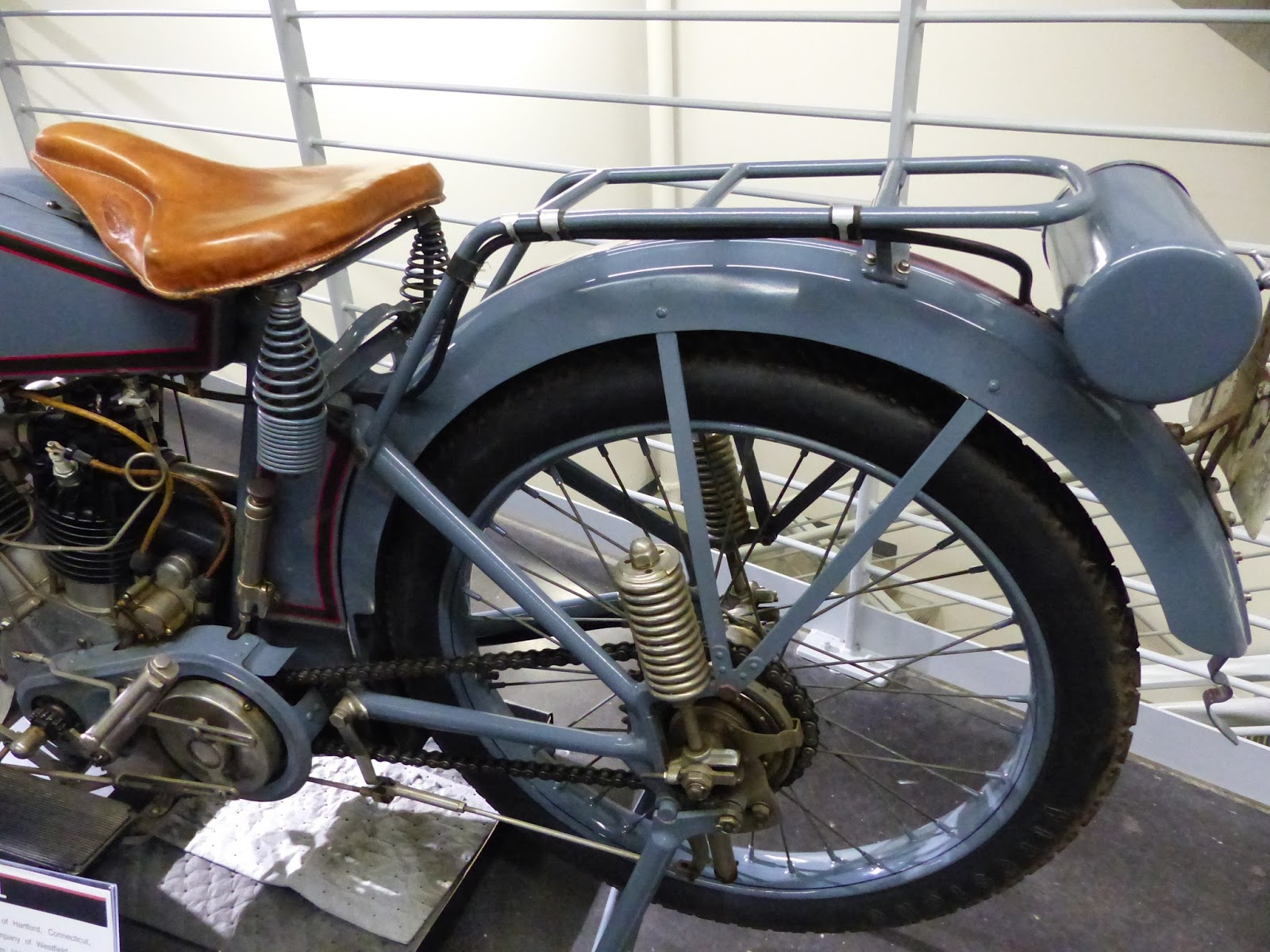 Oldmotodude 1918 Pope 18l On Display At Lemay America S Car Museum Tacoma Wa Car Museum Motorcycle Pope