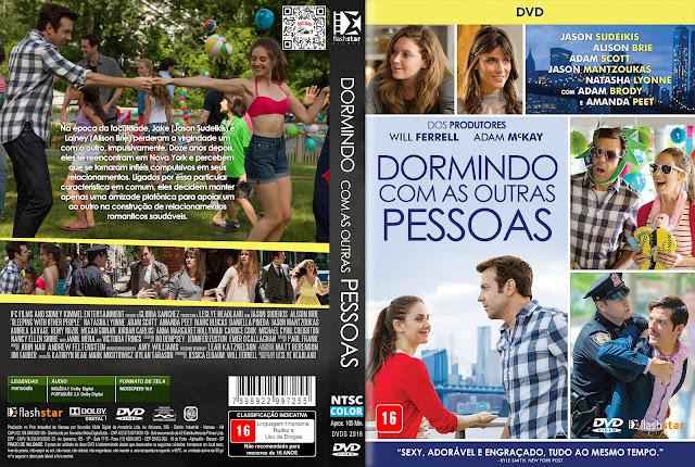 Capa DVD Dormindo Com as Outras Pessoas [Exclusiva]