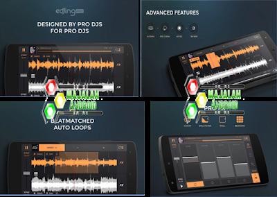 App Music DJ Mixer edjing Pro APK Android