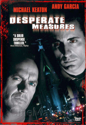 Desperate Measures 1998 Dual Audio Hindi 480p HDTV 300mb