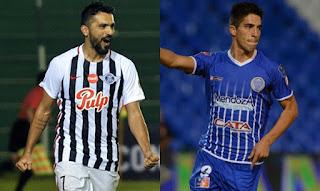 Libertad vs Godoy Cruz en Copa Libertadores 2017