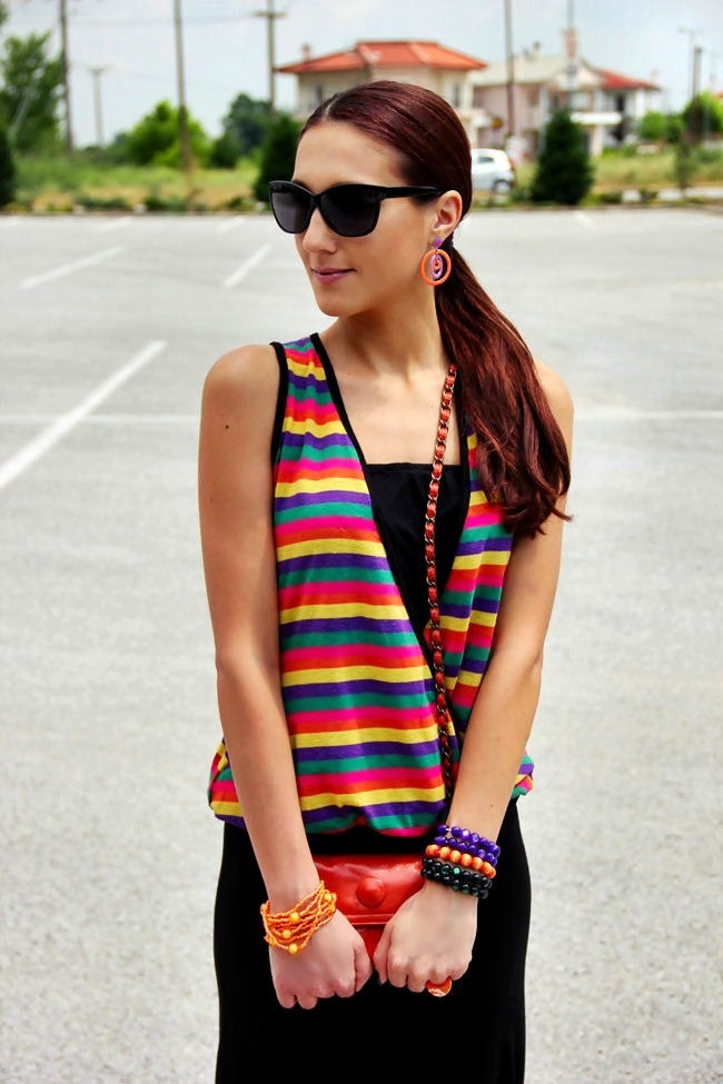 colorful jewelry ideas for summer