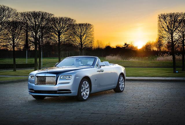 2017 Rolls Royce Dawn inspired by Pearling Tradition - #Rolls_Royce #Dawn #new_car