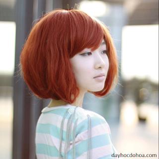 Hướng dẫn cách đổi màu tóc bằng Photoshop