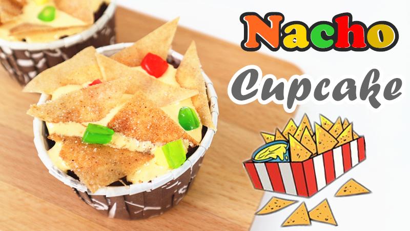 Nachos Cupcake 墨西哥玉米片杯子蛋糕