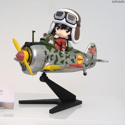 """Hayabusa (Kyle Ver) FiguartsMini de """"Kōya no Kotobuki Hikōtai"""""""