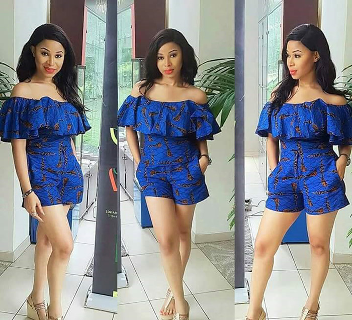 50 Pictures Of The Latest Ankara Jumpsuit Styles In 2018 African
