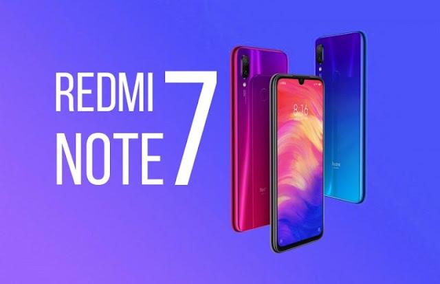 سعر و مواصفات موبايل Xiaomi Redmi Note 7 ومميزات وعيوب الهاتف