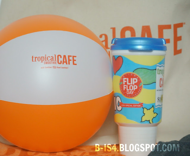 Camp Sunshine, Tropical Smoothie Cafe
