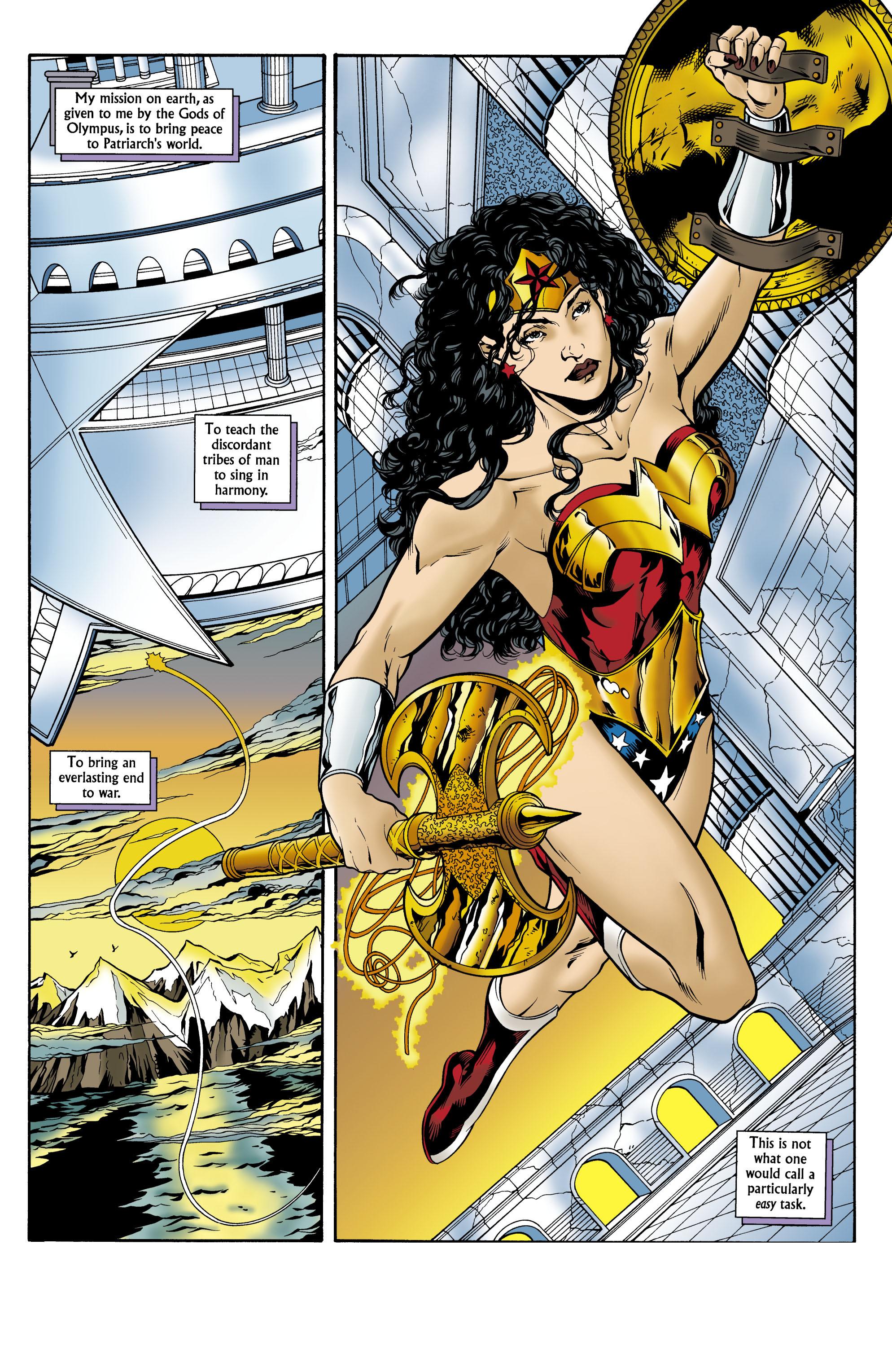 Read online Wonder Woman (1987) comic -  Issue #156 - 2