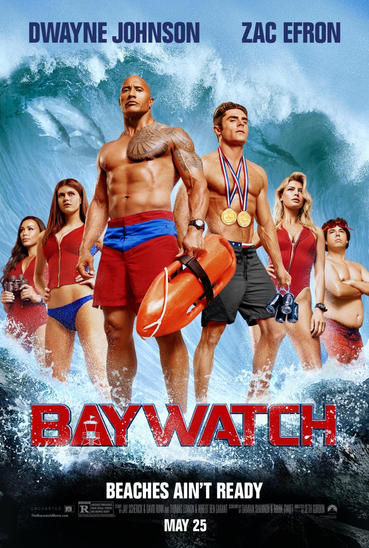 Los Guardianes de la Bahía (Baywatch) (2017)
