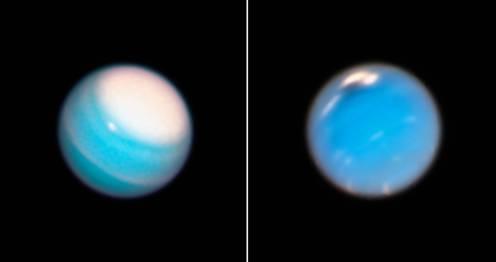 Bagaimana cuaca di Uranus dan Neptunus? Citra baru memberikan petunjuk anyar