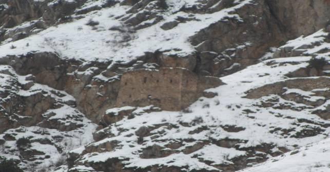 Древнетюркские башни крепости Кавказа