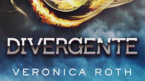 Livro Divergente da Veronica Roth