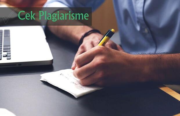 rekomendasi alat cek plagiarisme gratis