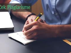Beberapa Alat Cek Plagiarisme Online Gratis, Rekomendasi Terbaik untuk Anda