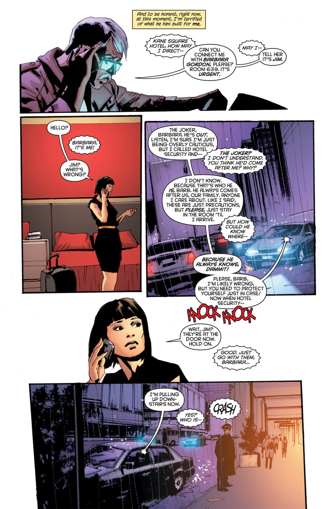 Detective Comics (1937) 880 Page 2