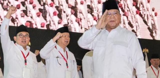 Prabowo Kumpulkan Petinggi BPN di Kertanegara