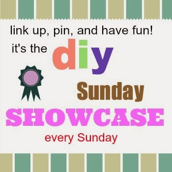 DIY Sunday Showcase Party button