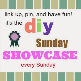 DIY Sunday Showcase Party button
