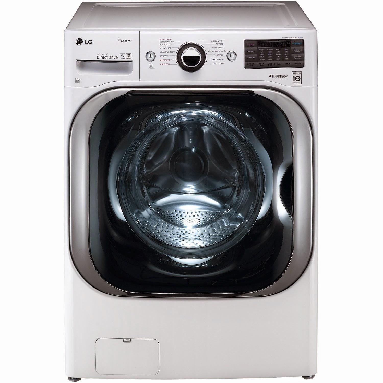 lg wm8000hwa 51 cf mega washer with turbowash technology