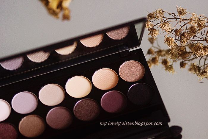 My Lovely Sister ♥ a blog with love: Review Sleek MakeUp i