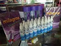 Spray Milagros HET Rp.25.000,-/ botol